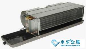 中央空调风机盘管风量不足维修